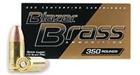 Blazer Brass 115 Grain FMJ