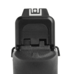 Glock Sight Picture