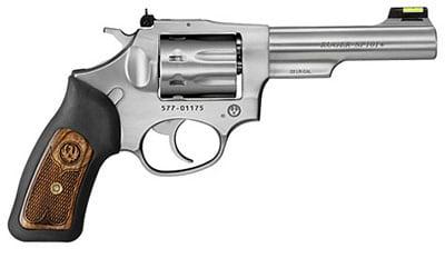 Ruger SP101 .22