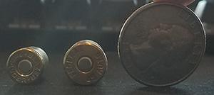 9mm vs 45 ACP Diameter