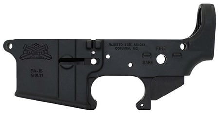 Palmetto State Armory Stripped Lower