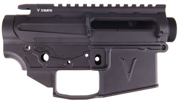 V SEVEN Enlighted AR 15 Receiver Set