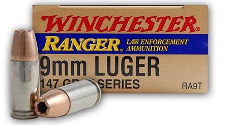 Winchester 147 gr Ranger T-Series