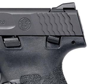 M&P Shield Manual Thumb Safety
