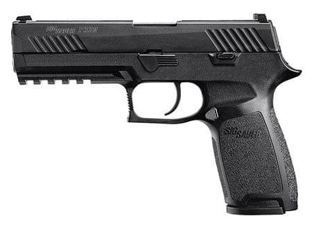 SIG Sauser P320 - Best Overall Pistol