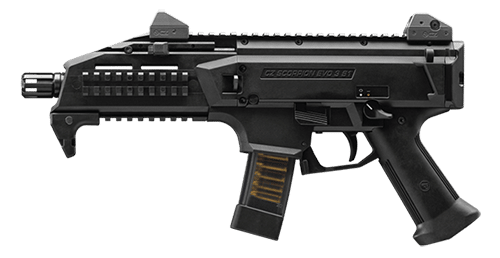 CZ Scorpion EVO 3 Pistol Preview