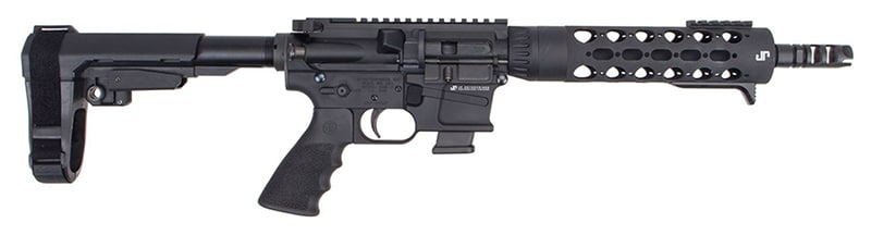 JP Enterprises GMR-15 AR-9 Pistol With SBA3 Brace