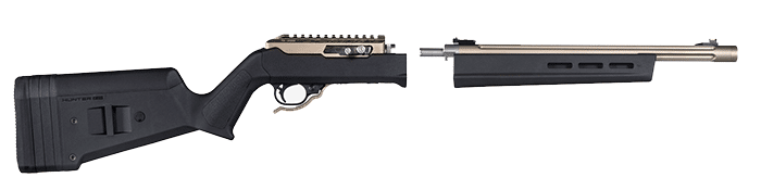Magpul Hunter X-22 Ruger 10/22 Takedown Stock