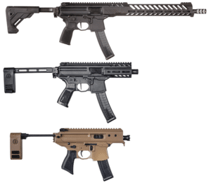 SIG Sauer MPX Carbine, MPX-K, and MPX Copperhead