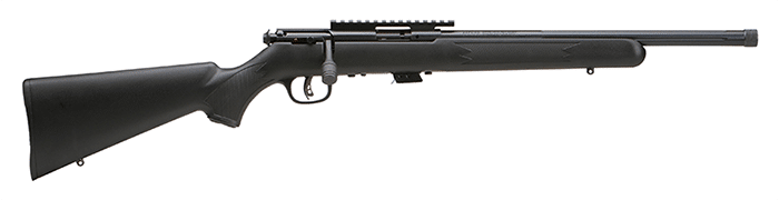 Savage Arms MARK II FV-SR - Best .22 LR Budget Bolt Action Rifle