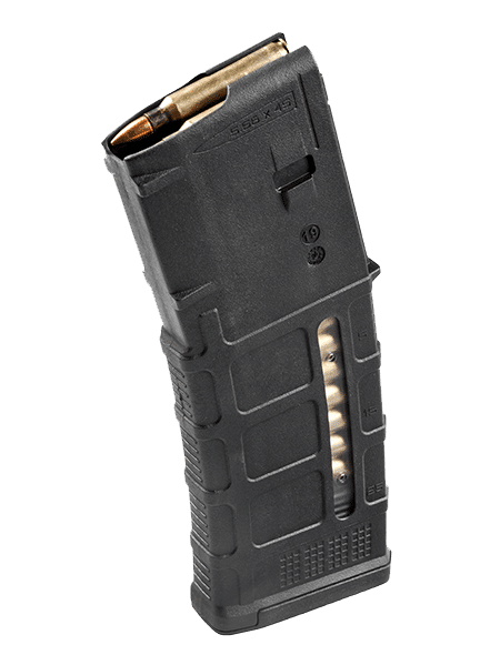 Windowed Magpul PMAG 30 Round AR-15 Magazine