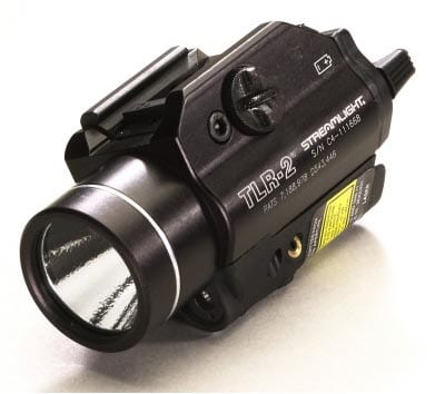 Streamlight TLR-2 (Best Pistol Light and Laser Combo)
