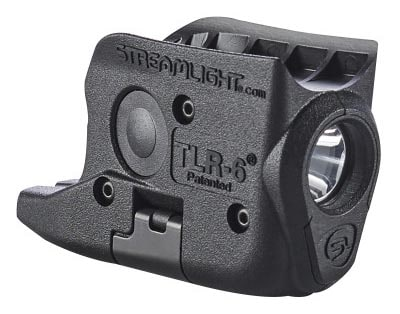 Streamlight TLR-6 - Best Pistol Light for Subcompacts