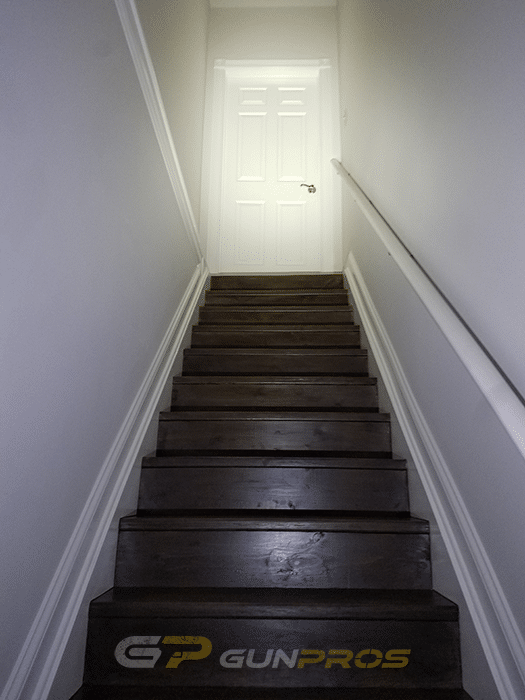 Streamlight TLR-7 Hallway Staircase