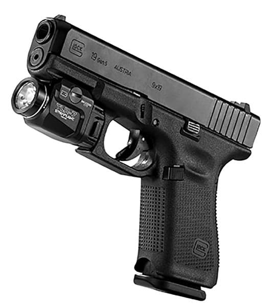 Streamlight TLR-7 on Glock