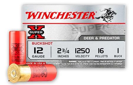 Winchester-1-Buckshot Preview