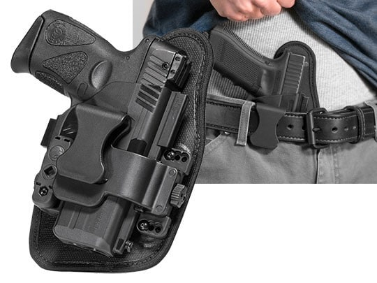 Alien Gear AIWB Appendix Carry IWB ShapeShift Holster