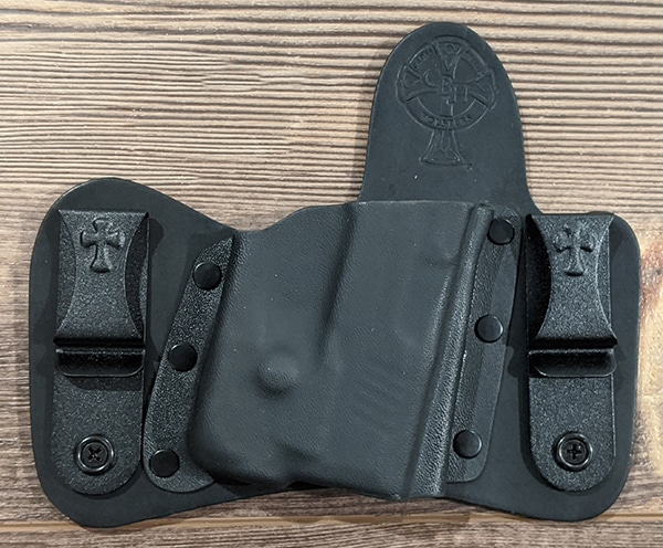 Crossbreed Holsters MiniTuck for P365 With TLR-6 Light Attached