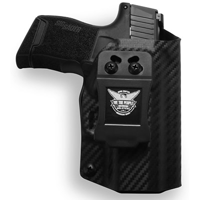 We The People IWB Holster Preview